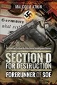 Section D For Destruction - Atkin, Malcolm - ISBN: 9781473892606