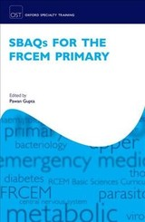 Sbaqs For The Frcem Primary - Gupta, Pawan (EDT) - ISBN: 9780198748632