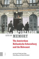 Site of Deportation, Site of Memory - ISBN: 9789048536726