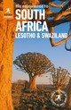 Rough Guide To South Africa, Lesotho And Swaziland (travel Guide) - Rough Guides - ISBN: 9780241306307