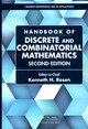 Handbook Of Discrete And Combinatorial Mathematics - Rosen, Kenneth H. (EDT) - ISBN: 9781584887805