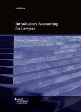 Introductory Accounting For Lawyers - Cunningham, Lawrence - ISBN: 9781634604116