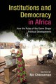 Institutions And Democracy In Africa - Cheeseman, Nic (EDT) - ISBN: 9781107148246