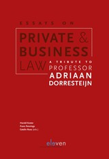 Essays on Private & Business Law - ISBN: 9789462748101