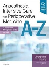FRCA Study Guides, Anaesthesia, Intensive Care and Perioperative Medicine A-Z - Ip, James; Hirsch, Nicholas P.; Yentis, Steve - ISBN: 9780702071652