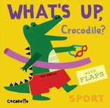 What's Up Crocodile? - Child's Play - ISBN: 9781786281555