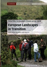 Cambridge Studies In Landscape Ecology - Pinto-correia, Teresa (universidade De Evora, Portugal); Primdahl, Jorgen (university Of Copenhagen); Pedroli, Bas (wageningen Universiteit, The Netherlands) - ISBN: 9781107070691