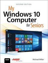 My Windows 10 Computer For Seniors - Miller, Michael - ISBN: 9780789759788