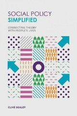 Social Policy Simplified - Sealey, Clive - ISBN: 9781137362957