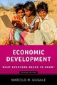 Economic Development - Giugale, Marcelo M. (director Of Economic Policy And Poverty Reduction Prog... - ISBN: 9780190688417
