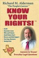 Know Your Rights! - Alderman, Richard M. - ISBN: 9781493030453