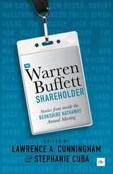 Warren Buffett Shareholder - Cunningham, Lawrence - ISBN: 9780857197009