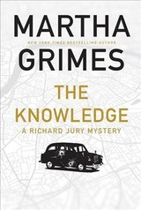 The Knowledge - Grimes, Martha - ISBN: 9780802128010