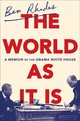 The World As It Is - Rhodes, Ben - ISBN: 9780525509356