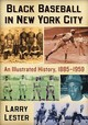 Black Baseball In New York City - Lester, Larry - ISBN: 9781476670461