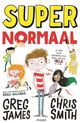 Super Normaal - Greg  James - ISBN: 9789048844470
