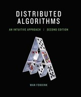 Distributed Algorithms - Fokkink, Wan (professor Of Theoretical Computer Science At The Vrije Universiteit Amsterdam, Vrije Universiteit Amsterdam) - ISBN: 9780262037662