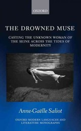 Drowned Muse - Saliot, Anne-gaelle - ISBN: 9780198708629