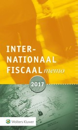 Internationaal Fiscaal Memo 2017 - W.W. Wijnbeek - ISBN: 9789013144949