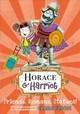 Horace And Harriet: Friends, Romans, Statues! - Elsom, Clare - ISBN: 9780192758804