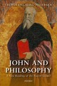 John And Philosophy - Engberg-Pedersen, Troels - ISBN: 9780198809258
