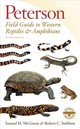 Peterson Field Guide To Western Reptiles & Amphibians, Fourth Edition - Robert C. Stebbins, Stebbins; Samuel M. Mcginnis, Mcginnis - ISBN: 9781328715500