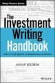 Investment Writing Handbook - Kedem, Assaf - ISBN: 9781119356721