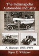 The Indianapolis Automobile Industry - Whitaker, Sigur E. - ISBN: 9781476666914