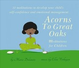 Acorns To Great Oaks (cd) - Delanote, Marie - ISBN: 9781844097272