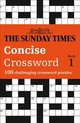 Sunday Times Concise Crossword Book 1 - The Times Mind Games; Biddlecombe, Peter - ISBN: 9780008300890