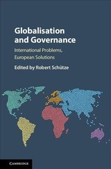Globalisation And Governance - ISBN: 9781107129900