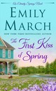 First Kiss Of Spring - March, Emily - ISBN: 9781250131706