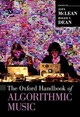 Oxford Handbook Of Algorithmic Music - McLean, Alex (EDT)/ Dean, Roger T. (EDT) - ISBN: 9780190226992
