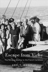 Escape From Vichy - Jennings, Eric T. - ISBN: 9780674983380