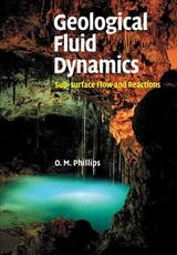 Geological Fluid Dynamics - Phillips, Owen M. (the Johns Hopkins University) - ISBN: 9781108462068