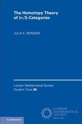 London Mathematical Society Student Texts - Bergner, Julia E. (university Of Virginia) - ISBN: 9781107499027