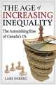 Age Of Increasing Inequality - Osberg, Lars - ISBN: 9781459413139