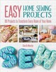 Easy Home Sewing Projects - Moorby Charlie - ISBN: 9781620082843