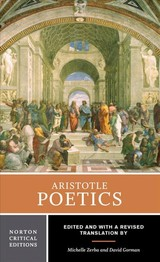 Poetics - Aristotle - ISBN: 9780393938869