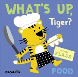 What's Up Tiger? - Child's Play - ISBN: 9781786281579