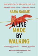 Line Made By Walking - Baume, Sara - ISBN: 9780099592754