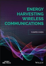 Energy Harvesting Communications - Chen, Yunfei - ISBN: 9781119383000