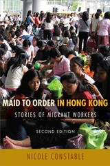 Maid To Order In Hong Kong - Constable, Nicole - ISBN: 9780801460463