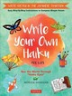 Write Your Own Haiku For Kids - Donegan, Patricia - ISBN: 9780804849296