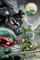 Batman/teenage Mutant Ninja Turtles Deluxe Edition - Iv, James Tynion; Ii, Freddie Williams - ISBN: 9781401280710