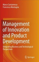 Management Of Innovation And Product Development - Montagna, Francesca; Cantamessa, Marco - ISBN: 9781447169949