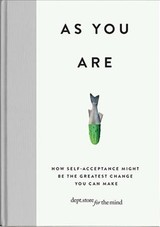 As You Are - Department Store For The Mind - ISBN: 9781912023677