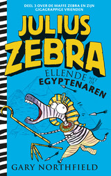 Ellende met de Egyptenaren - Gary Northfield - ISBN: 9789024576968