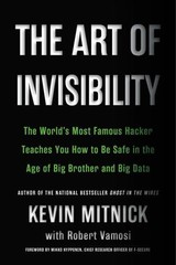Art Of Invisibility - Vamosi, Robert; Mitnick, Kevin D. - ISBN: 9780316380522