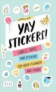 Celebrate Today: Yay Stickers! (sticker Book): Labels, Tapes, And - Hello!lucky - ISBN: 9781419732300